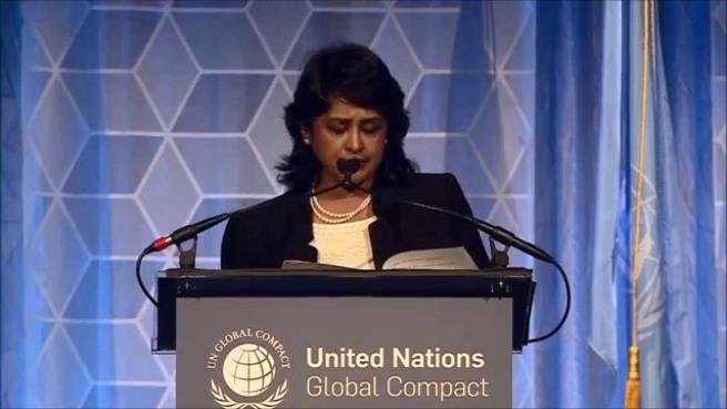 Ameenah Gurib- Mauritius