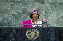 Joyce Banda- Malawi