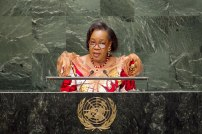 Catherine Samba Panza- Central African Republic