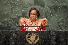 Catherine Samba Panza- Central African Republic
